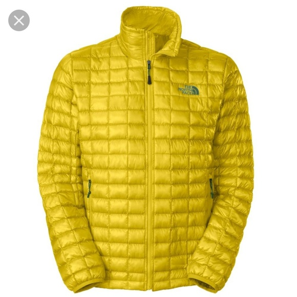 4e0e80435 North Face Men's Thermoball Jacket